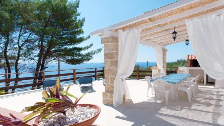 casa con vista al mar rentada por airbnb