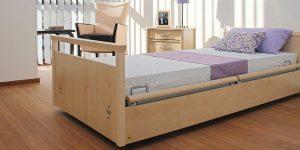 base para cama de madera