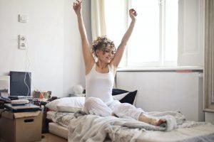 Ambiente tranquilo en tu dormitorio